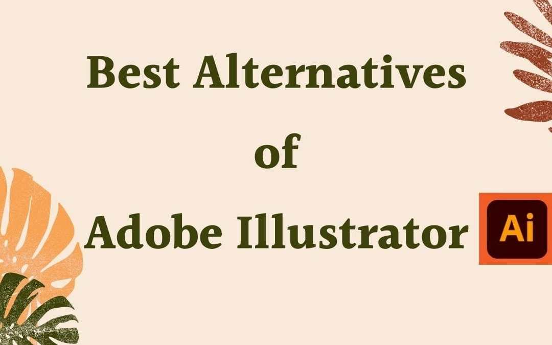 Adobe Illustrator Alternative