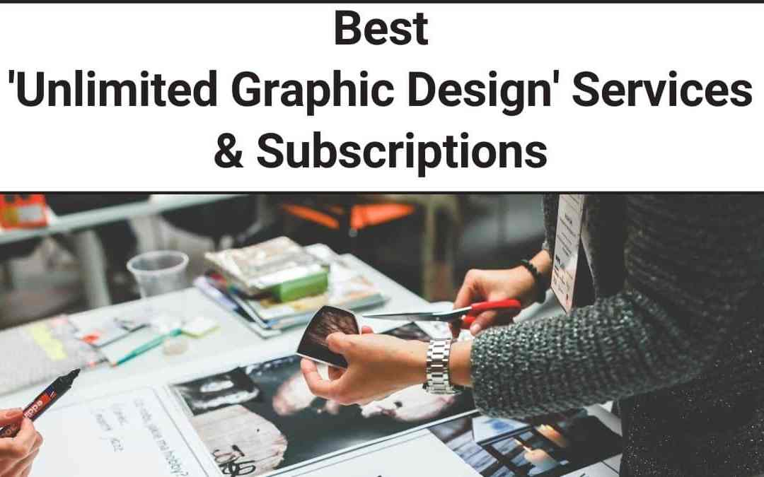 Top Unlimited Graphic Design Services & Subscription