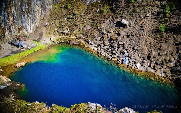 The Blue Lake A Truly Hidden Gem Discover North Wales