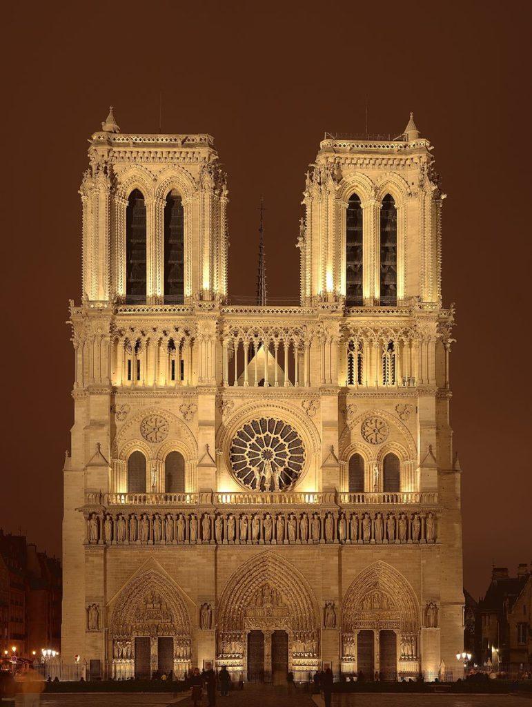 Notre Dame De Paris Au Moyen Age : notre, paris, moyen, Brief, History, Notre-Dame, Cathedral, Paris, Discover, Walks