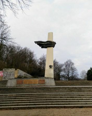 Soviet memorial in Berlin