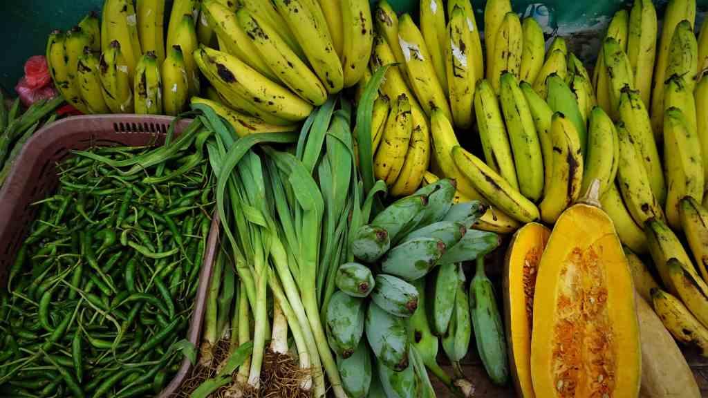 Food in Sri Lanka; Fresh Fruit