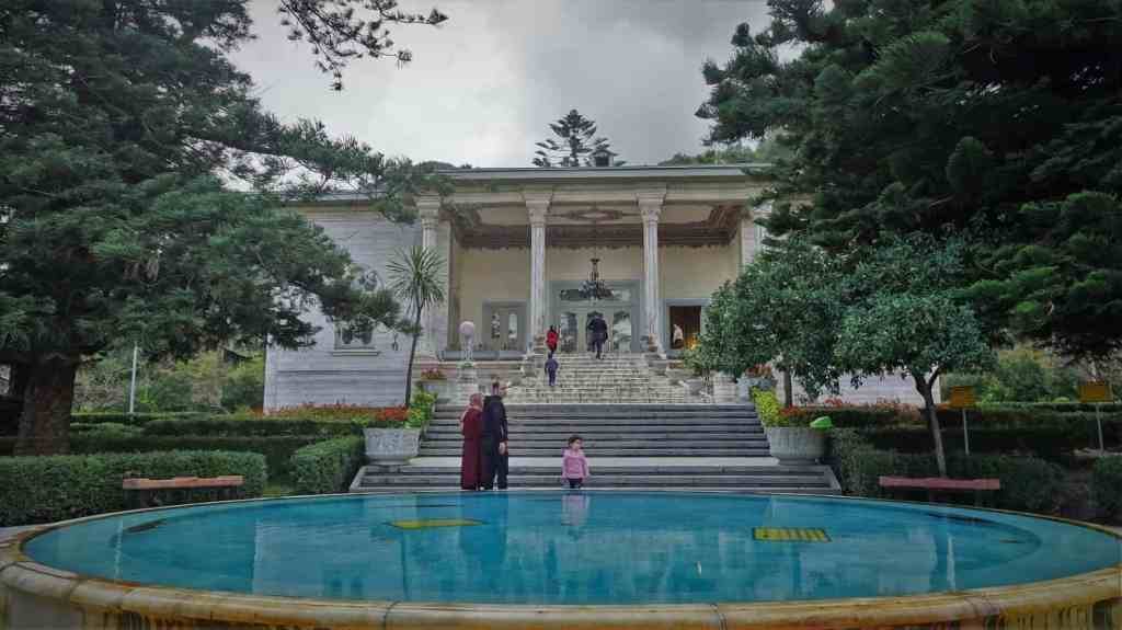 Reasons to visit Ramsar; visit the Ramsar Palace Museum