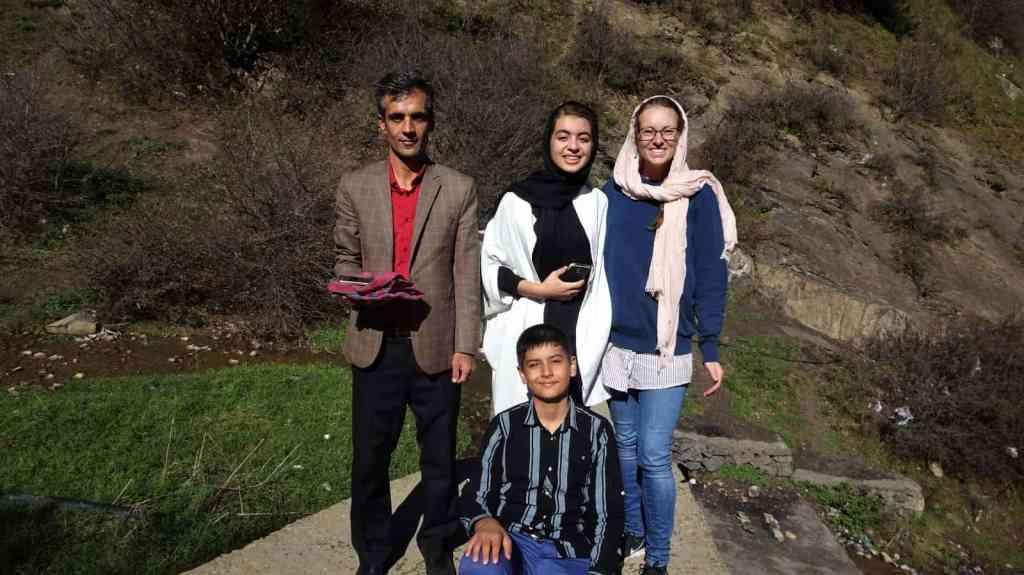 Javaher Deh - family photo