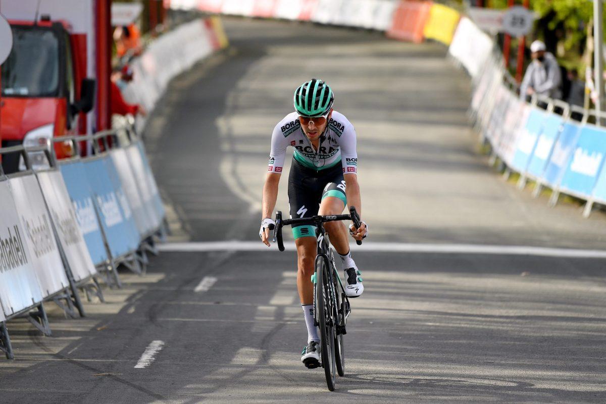 Aussichtsreich ins Rennen: Emanuel Buchmann vom Team Bora-hansgrohe