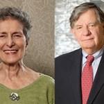Natalie Davis and William Bowen
