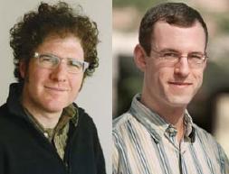 David Blei and Michael Freedman