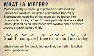 What is meter?