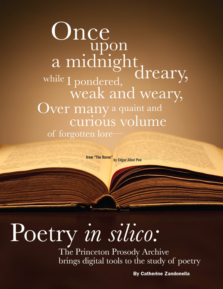 Poetry in silico cover image