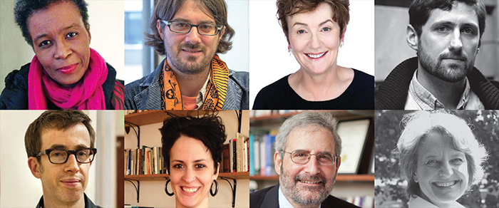 Eight Princeton faculty members