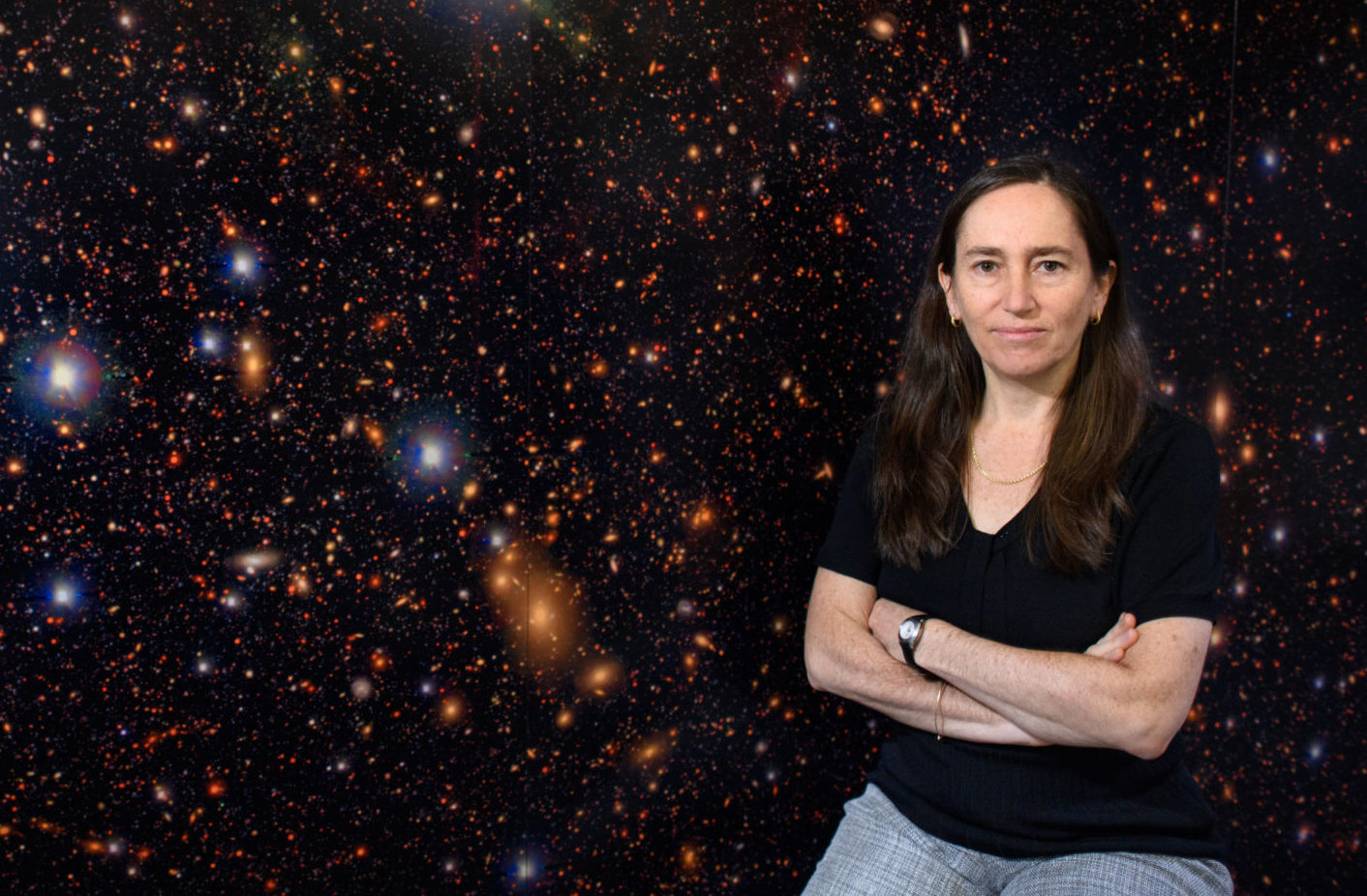 Astrophysicist Eve Ostriker