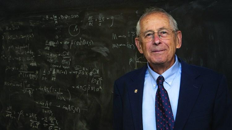 Professor James Peebles