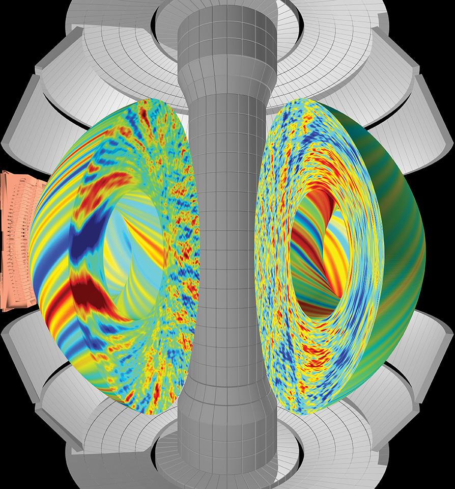 fusion reactor diagram