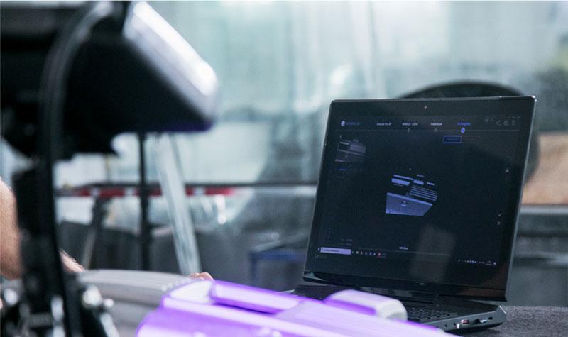 escaneado 3D industrial