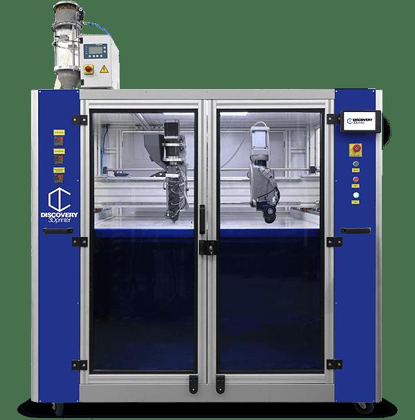 Super discovery 3d printer Hybrid