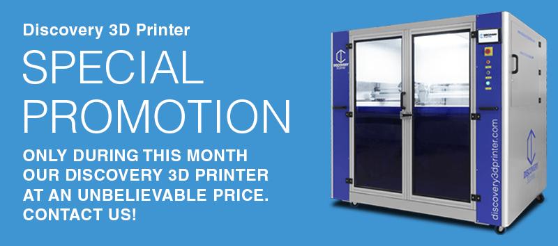 offer industrial 3d printer