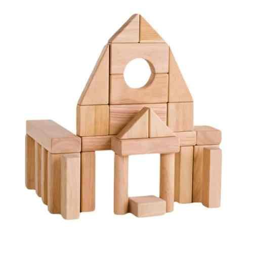 wooden toy blocks-wooden building blocks