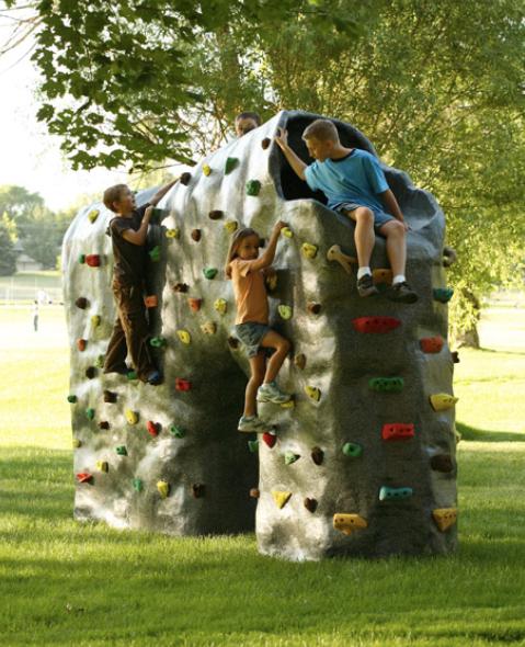 Canyonz Bouldering Slide