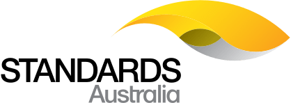 Standards Australia Logo for Rock Climbing Walls Bouldering Walls