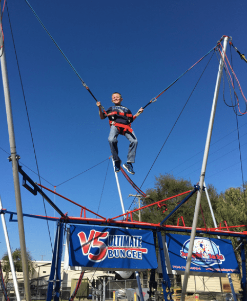 v5 Bungee Trampolines