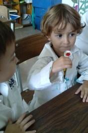 ciencias preescol sentidos - 11
