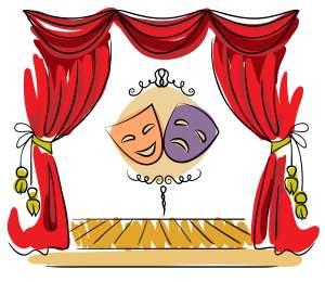 theater - blind actors