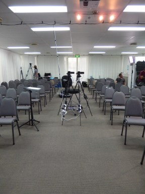 Assistance Group 3 Audience set up