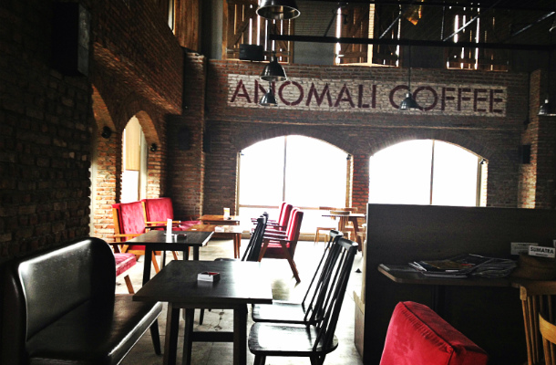 My Top Five Offices Cafes In Jakarta