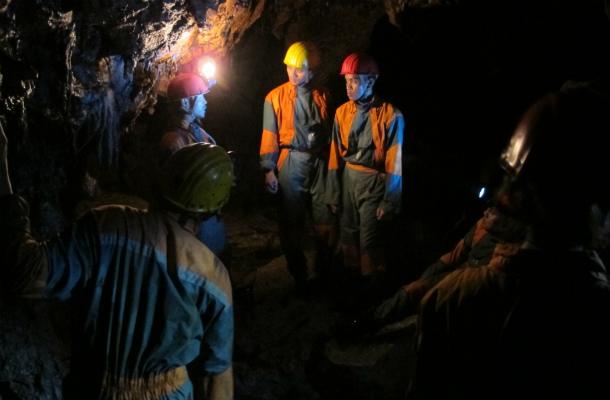 buniayu cave indonesia