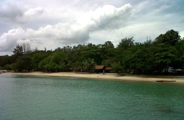 Tanjung Pesona Pulau Bangka