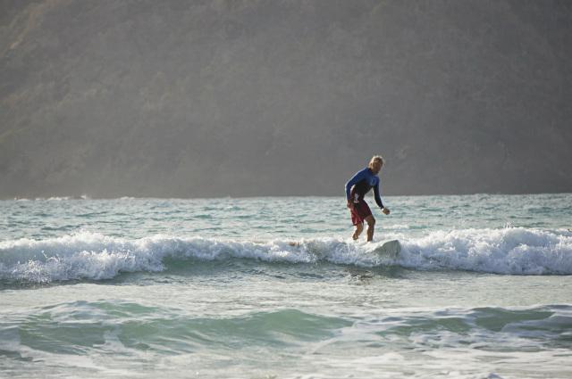 kuta lombok surfing beach