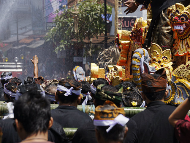 puri ubud cremation