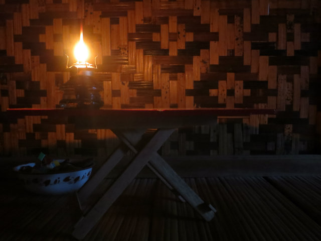 night in baduy