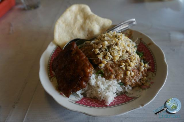 Jogja food nasi pecel