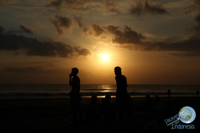 Petitenget beach Bali Indonesia