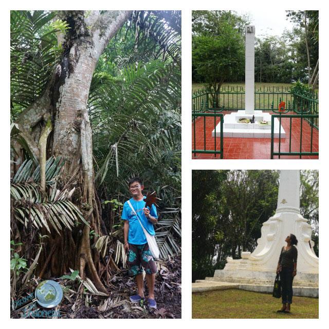 things to do around Borobudur climb tidar