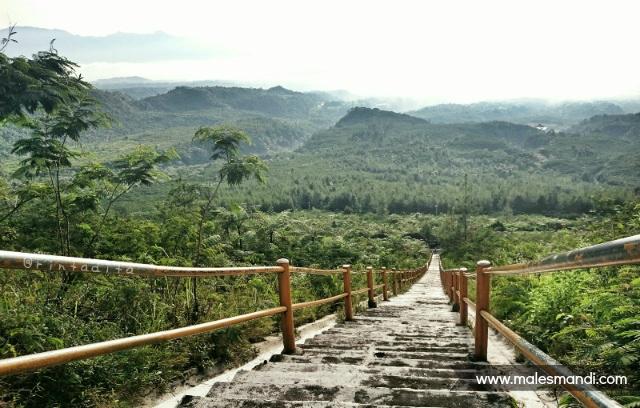 Weekend Getaway from Jakarta Gunung Galunggung Tasikmalaya