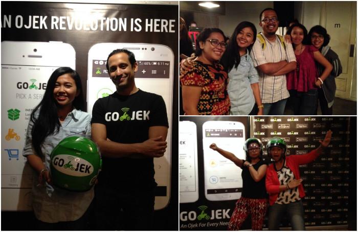 GoJek: Alternative Transportation In Jakarta