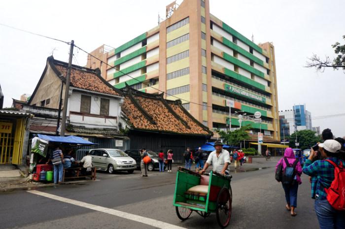 Souw family house perniagaan street