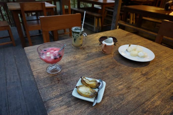 Yogyakarta City Tour local food