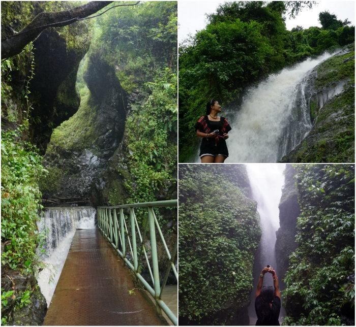 waterfalls Gangga 1,2,3