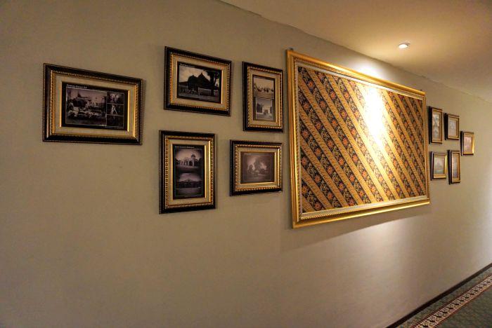 hotel in Slamet Riyadi road