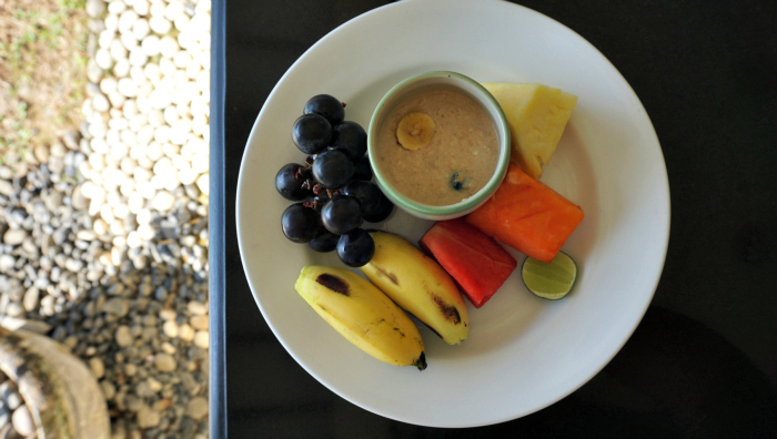 healthy breakfast in bali