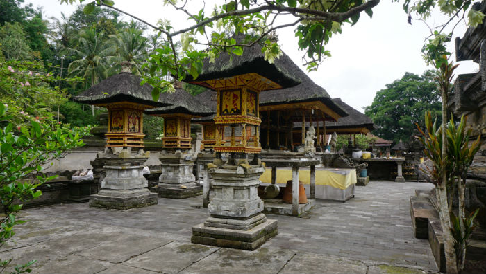 Tirta Empul Temple Grounds