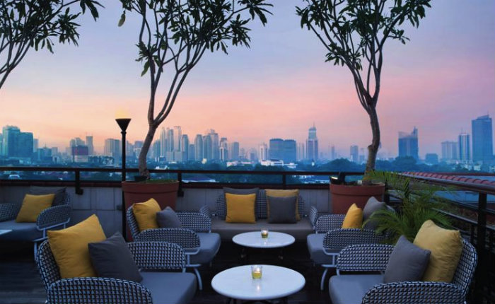 The Hermitage Jakarta Rooftop