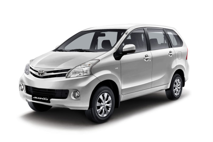 Avanza Car Rental
