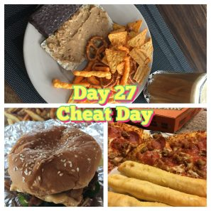 Day 27 Slow Carb diet