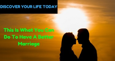 This is what you can do to have a better marriage