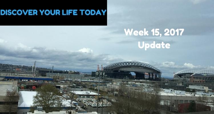 Week 15, 2017 Update