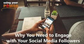 why you need to engage with your social media followers
